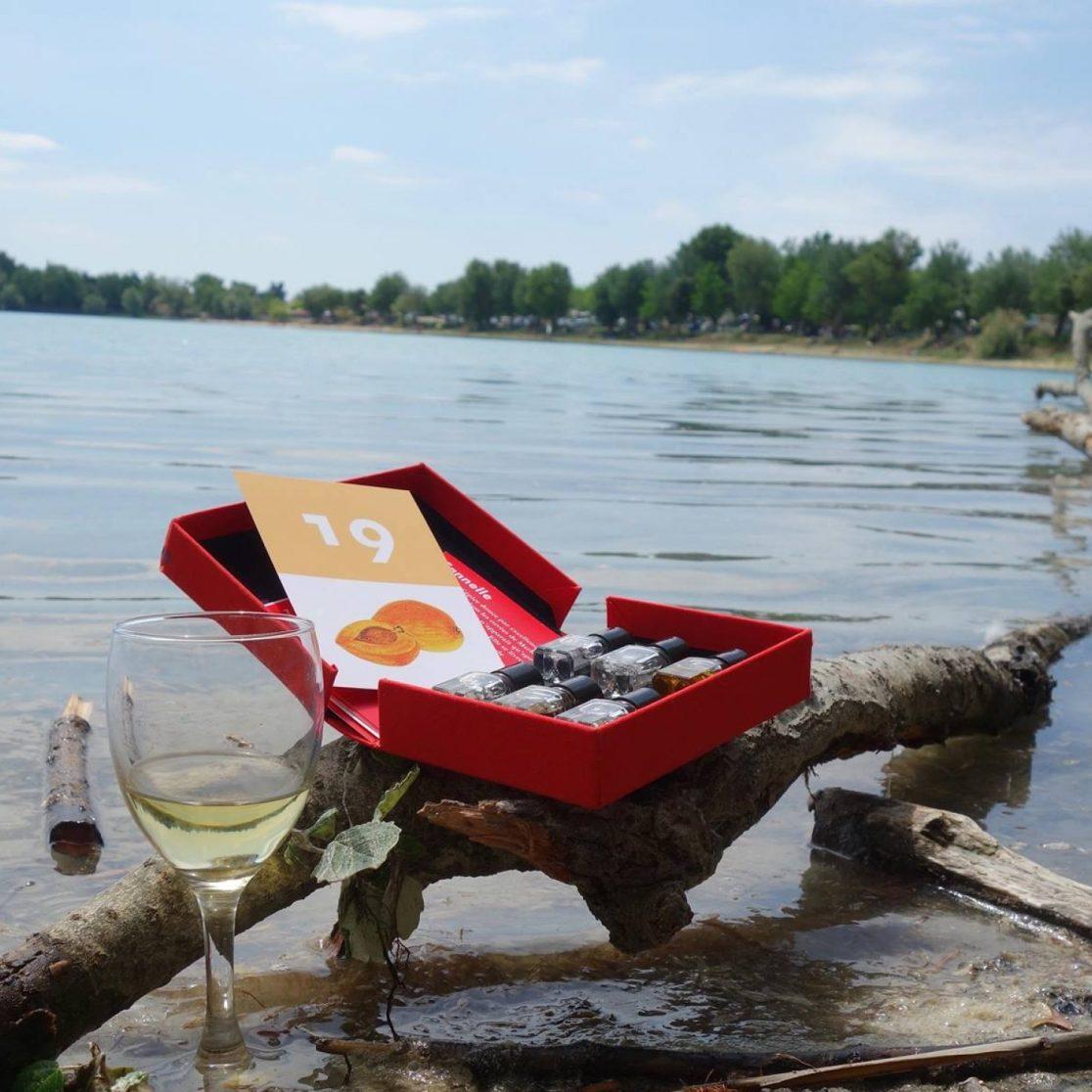 atelier vin borderline spectacle vin compagnie du vin des lyres pertuis paris elsa prevost mélanie kahn
