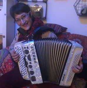 elsa prevost accordeon musique spectacle vin