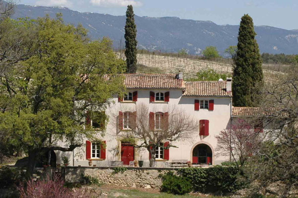 La Tuilière en Luberon séjour luberon gestalt thérapie gerard genco monical levert cadenet mai 2018