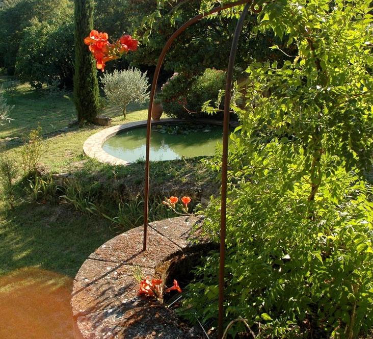 Tuilière puits et bassin